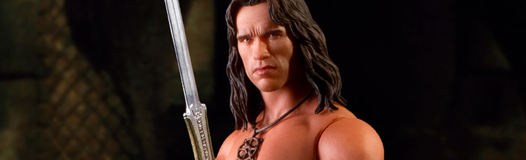 Conan the Barbarian Conan 1/6 Scale Figure
