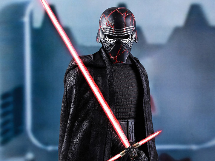 Star Wars The Rise Of Skywalker Mms560 Kylo Ren 1 6 Scale Collectible Figure