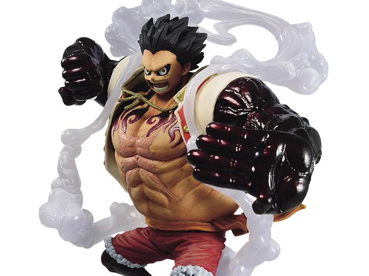One Piece King Of Artist Monkey D Luffy Gear Fourth