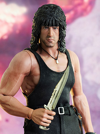 Rambo III John Rambo 1/6 Scale Collectible Figure