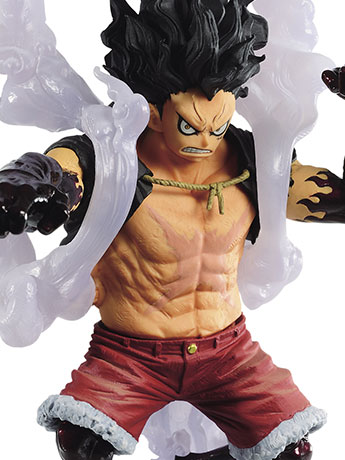 One Piece King of Artist Monkey D. Luffy (Gear Fourth: Snakeman) Special