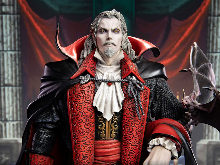 Картинки по запросу Castlevania Symphony Of The Night Statues - Dracula