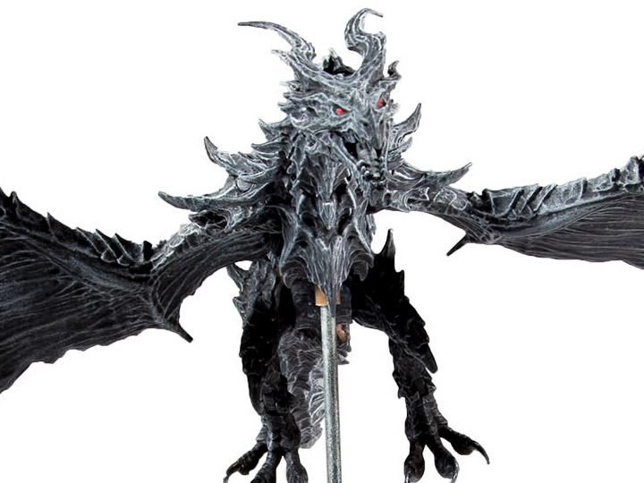 Картинки по запросу The Elder Scrolls V: Skyrim Figures - Alduin Deluxe Box