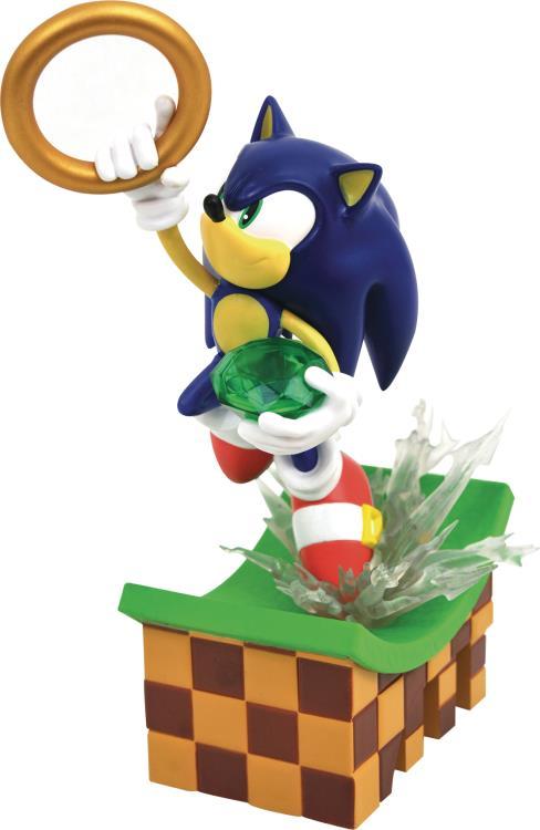 Sonic The Hedgehog Gallery Sonic Figure Gallery Image 2