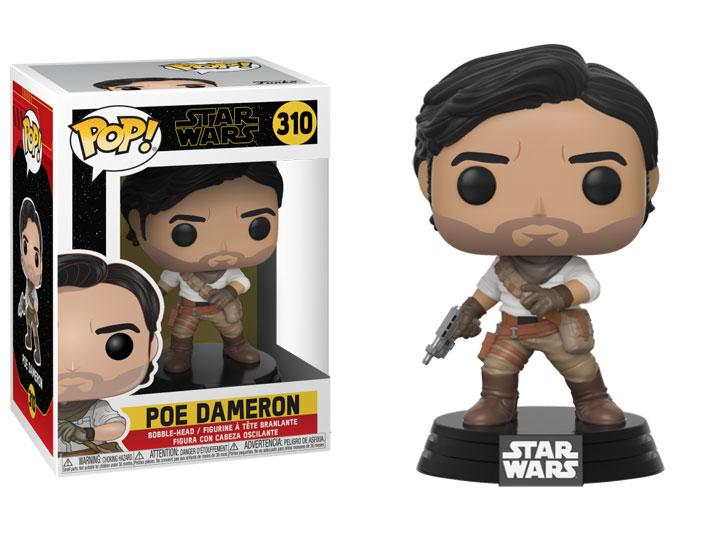Pop Star Wars The Rise Of Skywalker Poe Dameron