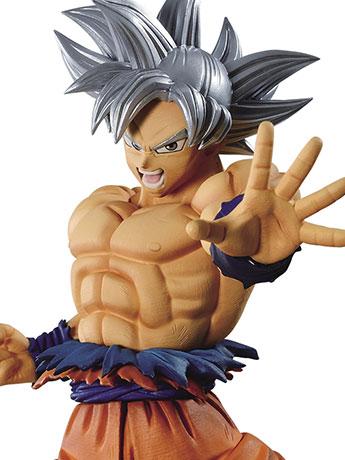 Dragon Ball Super Warriors Battle Retsuden II Vol.1 Son Goku (Ultra Instinct)