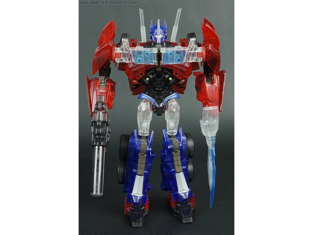 Takara Tomy Transformers First Edition Shining Optimus Prime Tokyo Toy Show 2012