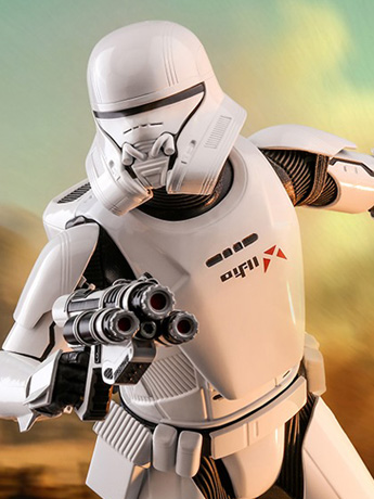 Star Wars: The Rise of Skywalker MMS561 Jet Trooper 1/6 Scale Collectible Figure