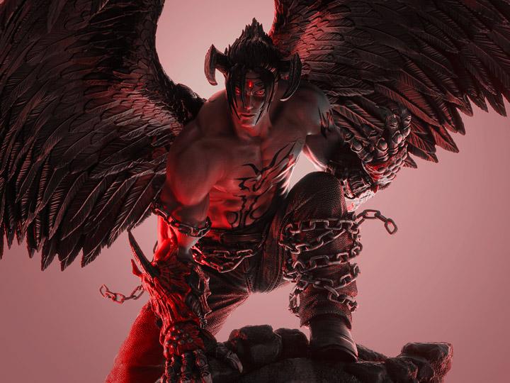 Tekken 7 Devil Jin 1 4 Scale Limited Edition Statue