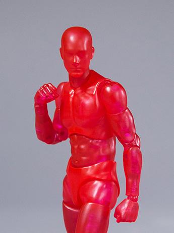 Pocket Elite Jelly Candyman 1/12 Scale Body
