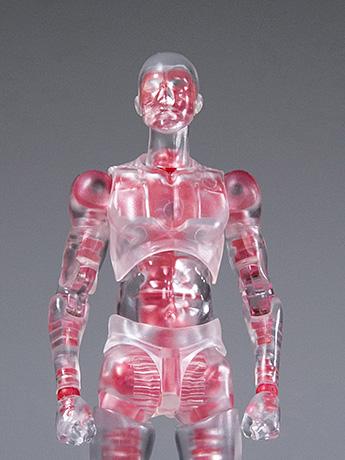 Pocket Elite Hard Candyman 1/12 Scale Body