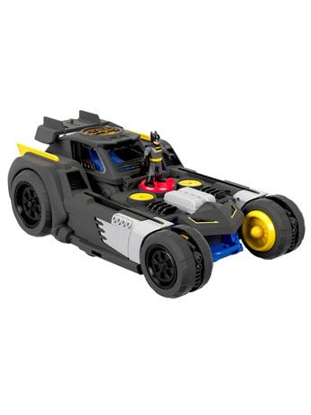 DC Super Friends Imaginext Transforming Batmobile R/C Vehicle