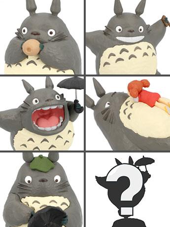 My Neighbor Totoro So Many Poses! Vol.2 Box of 6 Random Figures