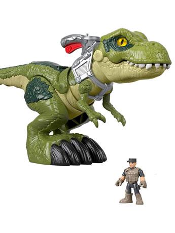 Jurassic World Imaginext Mega Mouth T.Rex
