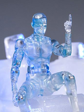 Pocket Elite Freezeman 1/12 Scale Body