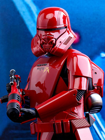 Star Wars: The Rise of Skywalker MMS562 Sith Jet Trooper 1/6 Scale Collectible Figure