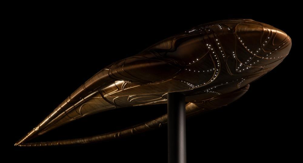 Farscape Moya Leviathan Limited Edition Replica