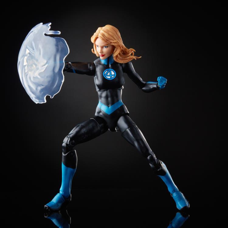 Marvel Legends Fantastic Four INVISIBLE WOMAN Super Skrull BAF
