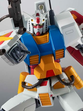 Gundam Robot Spirits PF-78-1 Perfect Gundam (Ver. A.N.I.M.E.)