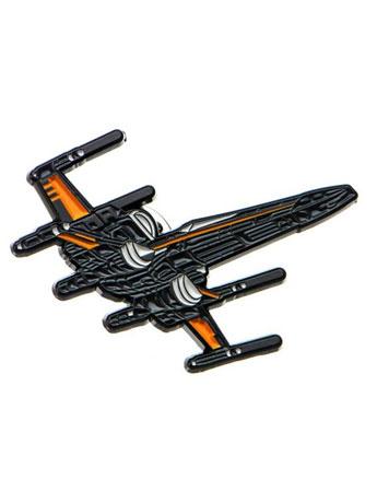 Star Wars: The Last Jedi X-Wing Fighter Lapel Pin