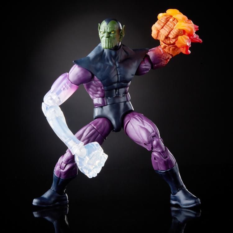 Marvel Legends Head Heads for Super Skrull BAF The Thing