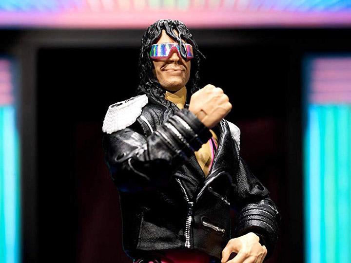 Wwe Ultimate Edition Bret Hitman Hart Figure