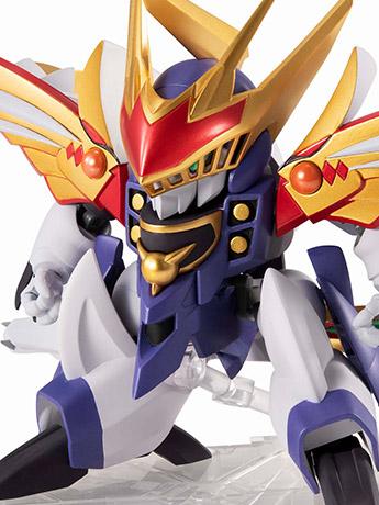 Mashin Hero Wataru: The Seven Spirits of Ryujinmaru NXEDGE Style Seiryumaru