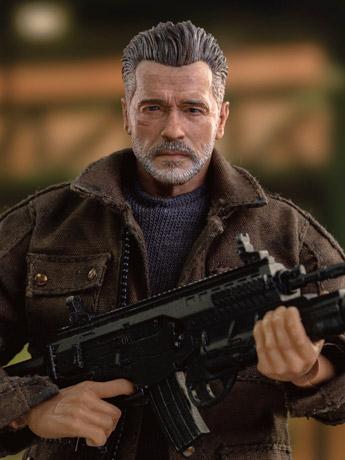 Terminator: Dark Fate T-800 1/12 Scale Collectible Figure
