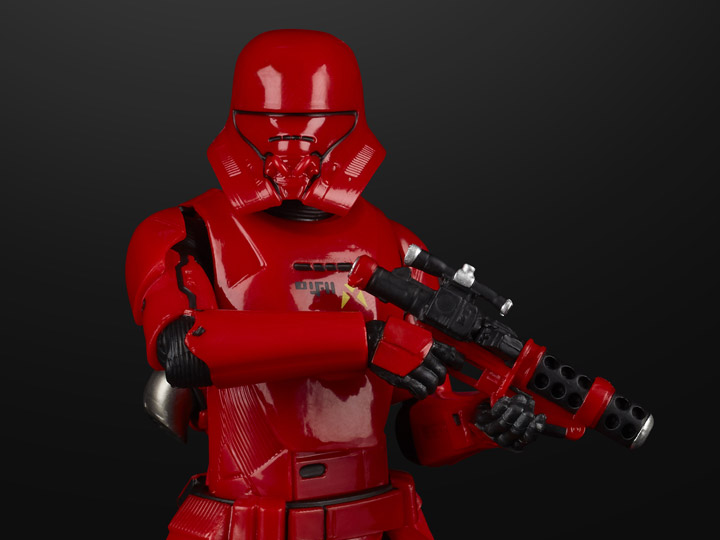 6-Inch Figure Star Wars The Black Series Sith Jet Trooper