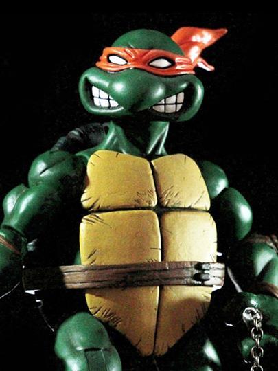 TMNT (Comic) Michelangelo 1/6 Scale Figure