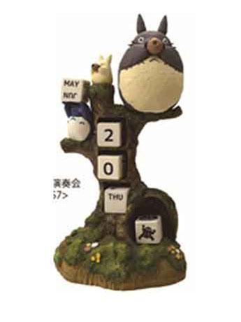 My Neighbor Totoro Ocarina Concert Perpetual Calendar