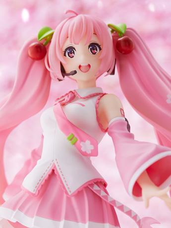 Vocaloid Hatsune Miku (Cherry Blossoms Ver.) Figure