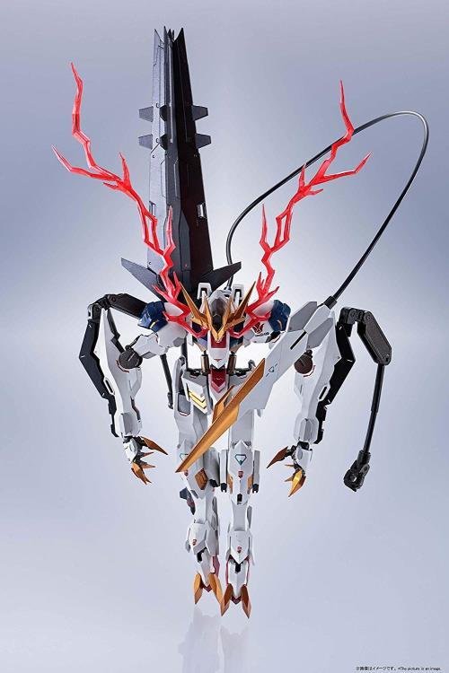 Metal Robot Spirits SIDE MS Bandai Spirits Gundam Barbatos Lupus Rex