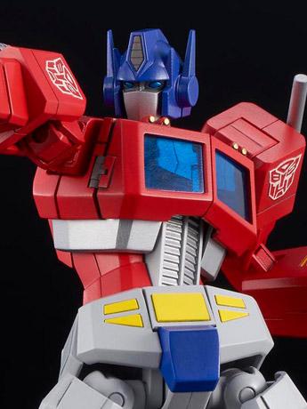 Transformers Furai 12 Optimus Prime (G1 Ver.) Model Kit