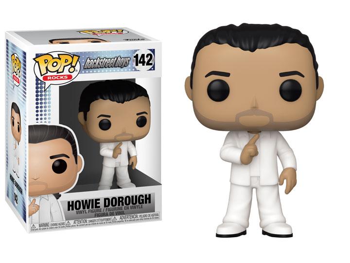 BACKSTREET BOYS-Howie dorough rocce POP