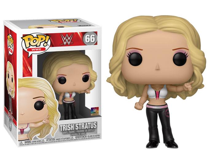 Trish Stratus™ Vinyl Figure #41942 Funko Pop WWE