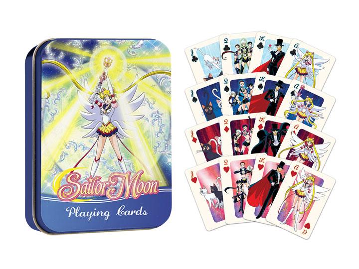 Sailor Moon Sailor Moon Stars Playing Cards