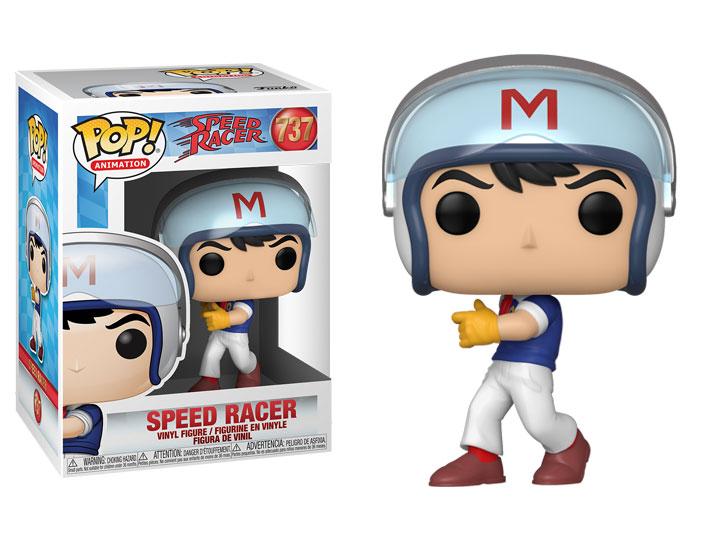 Funko Pop Animation Speed Racer Vinyl Figure Speed Racer