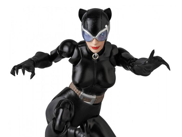Batman Hush Mafex No 123 Catwoman