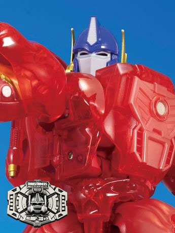 Transformers Masterpiece MP-38+ Burning Convoy (With Collectible Pin)