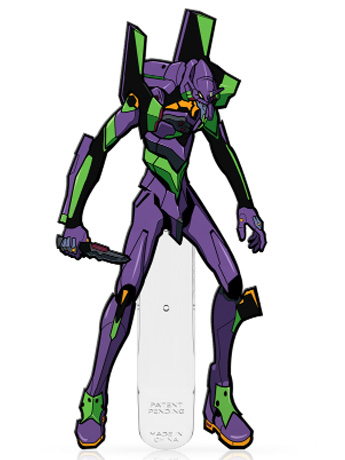 Neon Genesis Evangelion FiGPiN XL #X35 EVA Unit-01