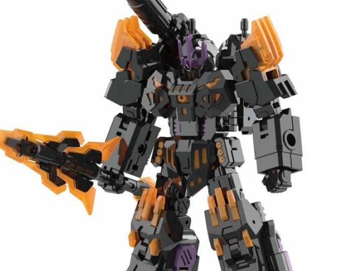 IN HAND Iron Factory IF EX-36R Chaos Raven Action Figure