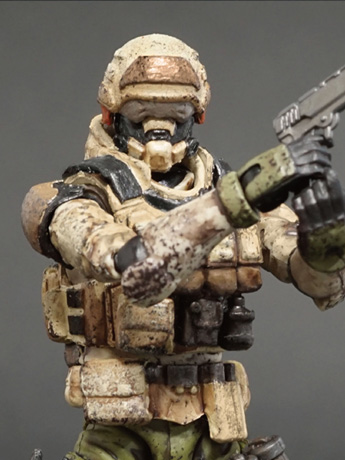 Acid Rain FAV-A15 Corsac Trooper