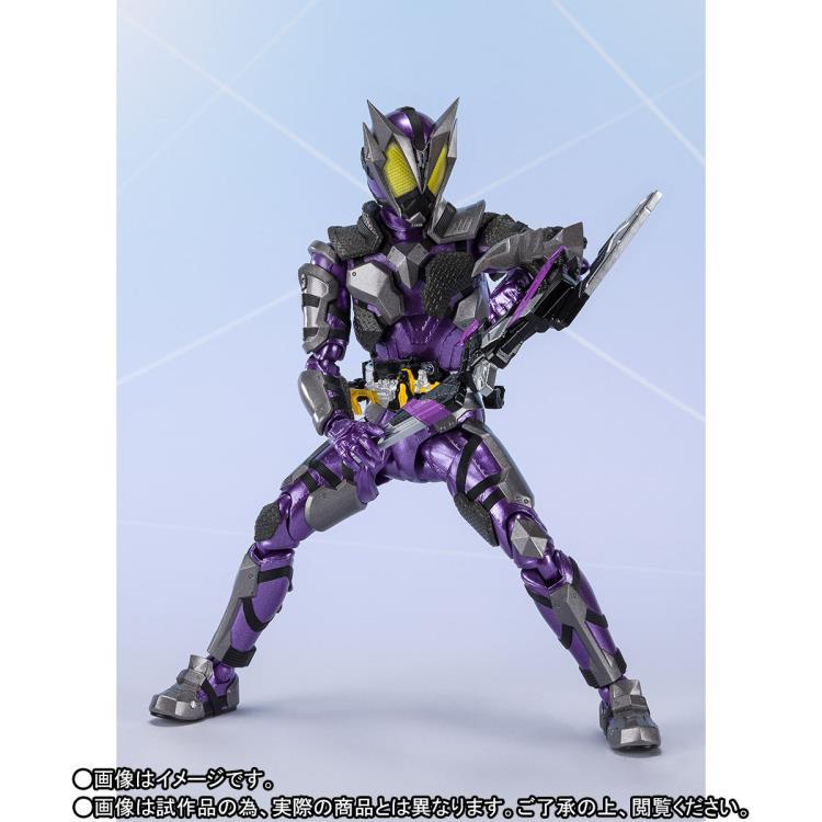 S.H Figuarts Kamen Rider Zero-One Horobi Sting Scorpion Action Figure Bandai