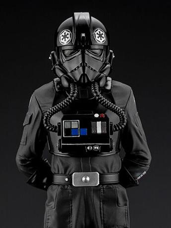 Star Wars TIE Fighter Pilot (A New Hope) ArtFX+ Statue