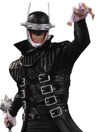 DC Designer Series The Batman Who Laughs Limited Edition Statue (Greg Capullo)