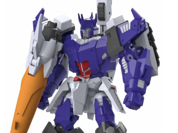 Pre-order Iron Factory IF EX-47 Void Tyrant Action Figure