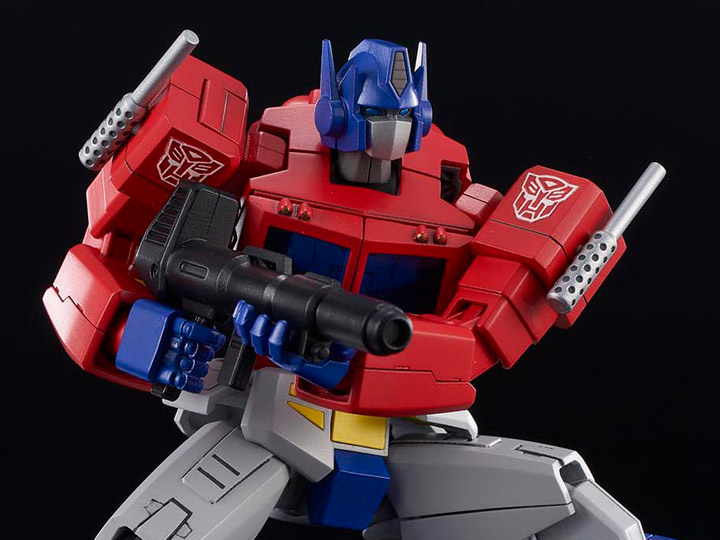 Transformers Furai 12 Optimus Prime (G1 Ver.) Model Kit