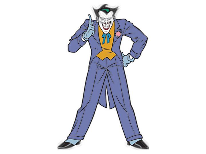 Batman The Animated Series Joker Pin