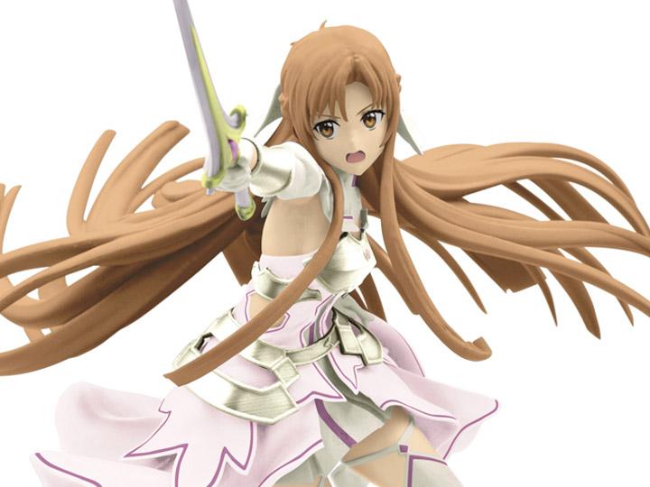 Sword Art Online Alicization Espresto Est Dressy And Motions Asuna